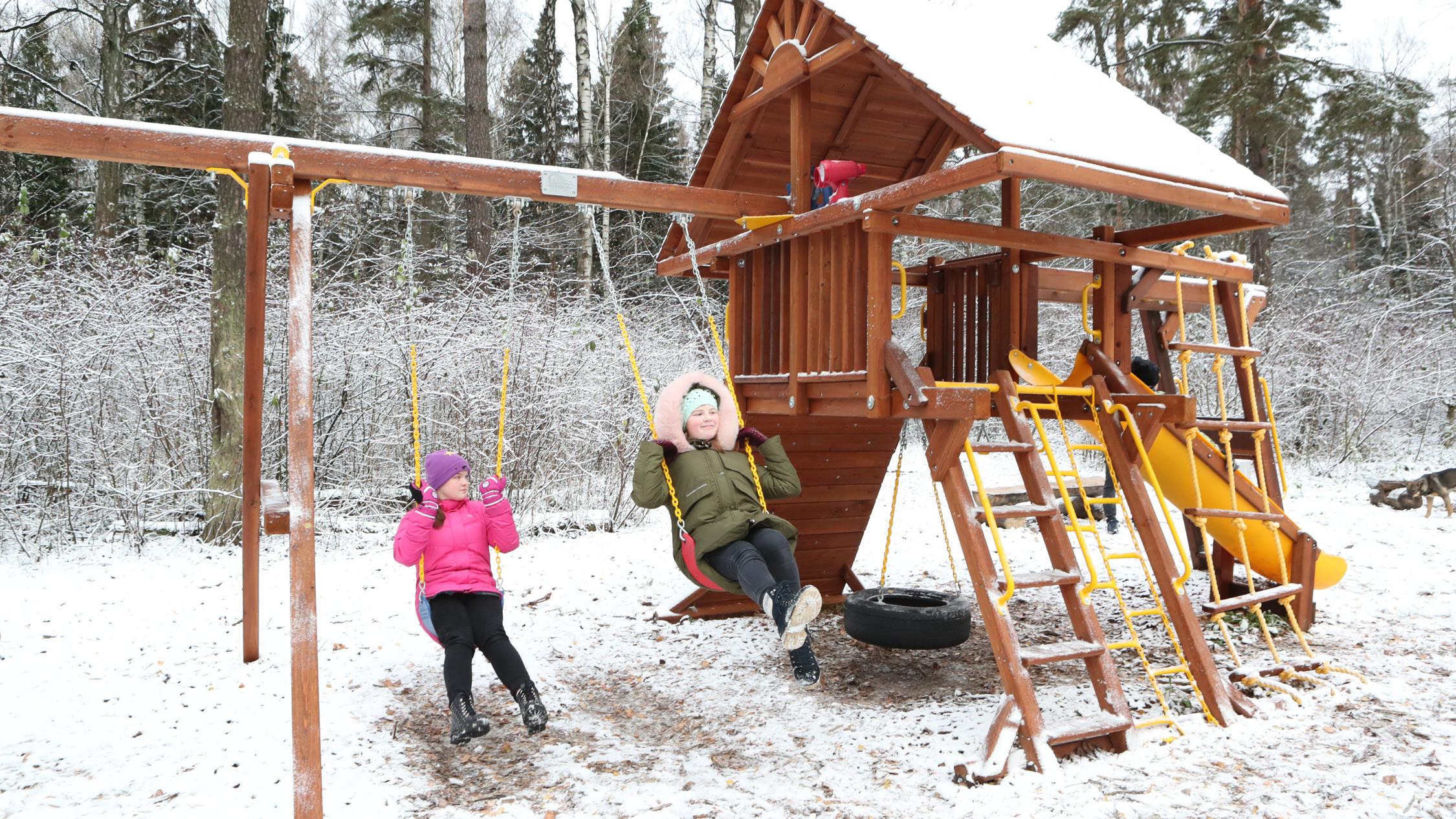 Четыре лесопарка благоустроят в Московской области в 2021 году