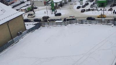Два аварийных здания снесли в микрорайоне Кучино Балашихи