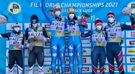 Екатерина Лаврентьева и Александр Егоров – призёры Чемпионата мира по натурбану