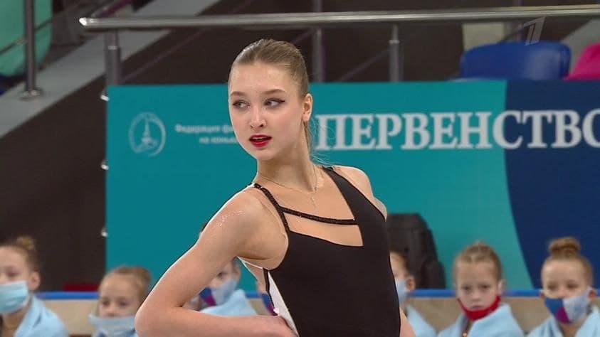 Фигуристы из Подмосковья завоевали золотые и бронзовые медали первенства России