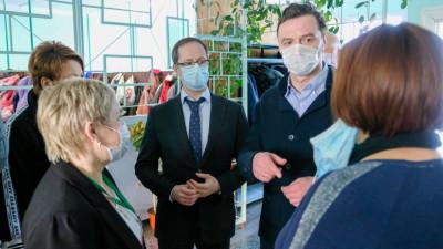 Глава Минспорта Подмосковья посетил Раменское с рабочим визитом