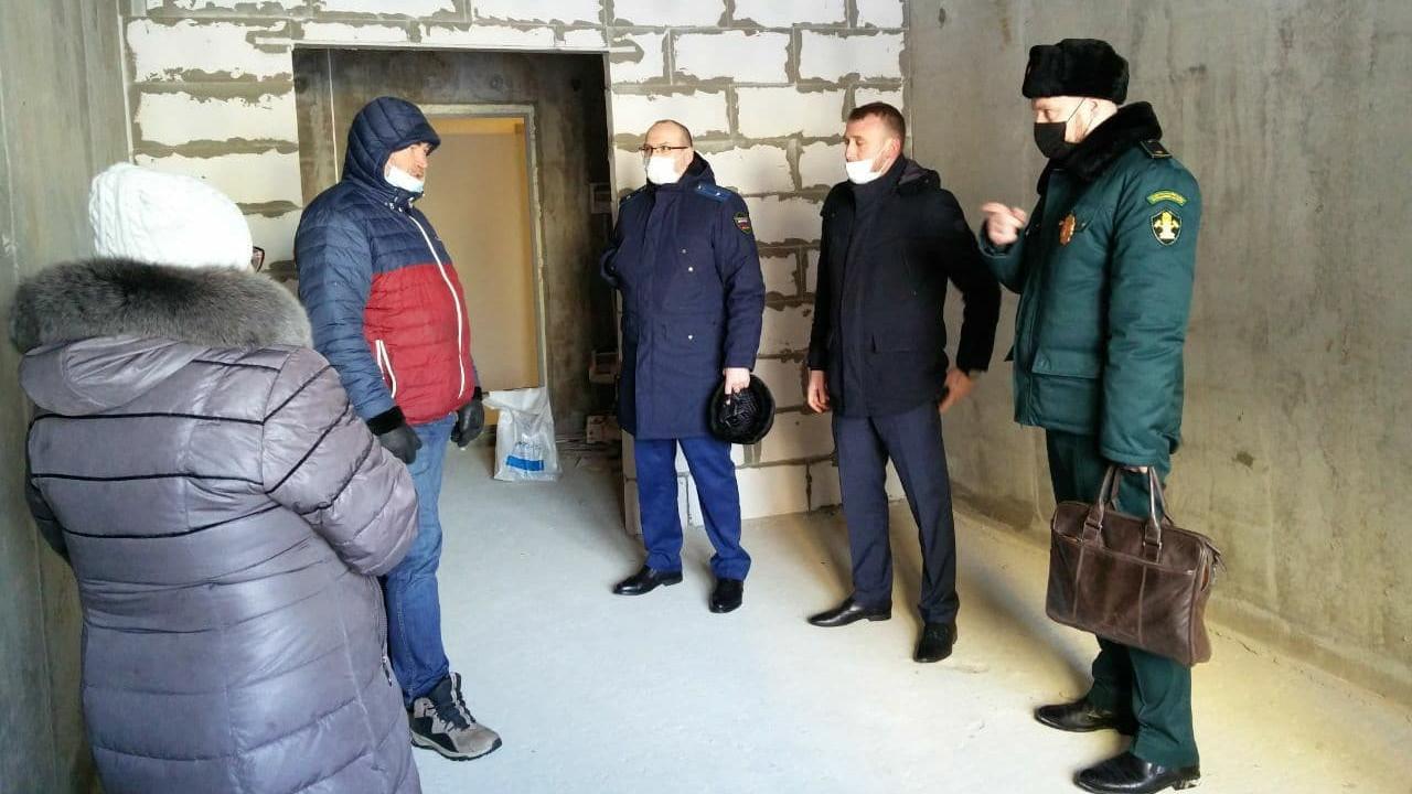 Главгосстройнадзор помог решить вопрос с освещением на строительной площадке в Котельниках
