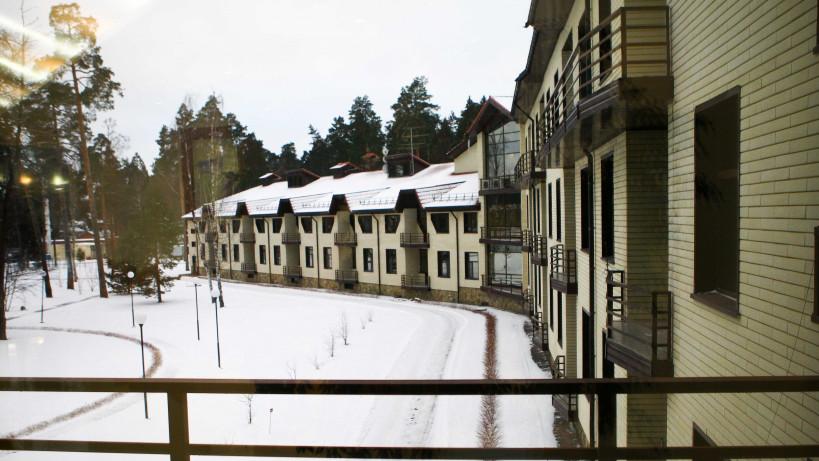 Тренировочная база в Кратове Раменского района