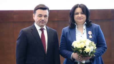 Губернатор открыл торжественное мероприятие, приуроченное ко Дню защитника Отечества