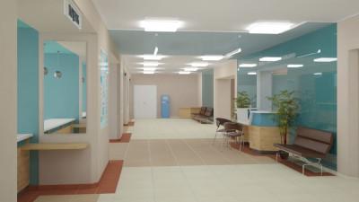 Комплексную поликлинику построят в Серпухове в 2023 году