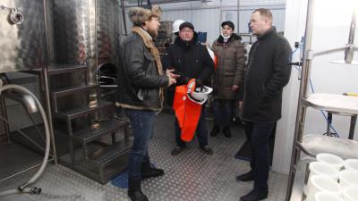 Лабораторию для контроля качества сырья установят на территории сырного кластера Подмосковья