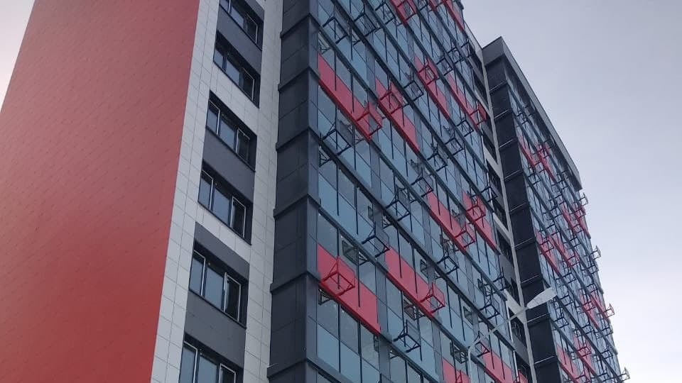 Многоквартирный дом в Домодедове получил заключение о соответствии