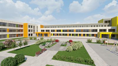 Новую школу на 1,1 тыс. мест построят в Балашихе в 2022 году