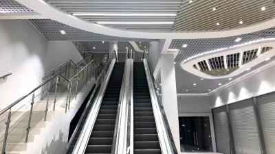 Новый торгово-развлекательный центр открывается в Домодедове