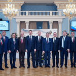 Олег Матыцин обсудил сотрудничество в области спорта с Послами стран СНГ
