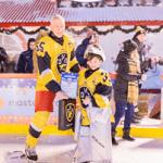 Олег Матыцин принял участие в гала-матче по хоккею для детей из детских домов в рамках проекта «Служу Отечеству!»