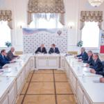 Олег Матыцин провёл рабочее совещание по подготовке к проведению этапа Кубка мира по гребле в Барнауле
