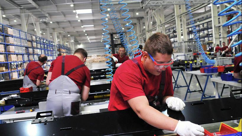 Почти 300 рабочих мест создадут новые резиденты индустриального парка в Сергиевом Посаде