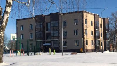 Почти 60 человек переедут из аварийных домов в новое жилье в Егорьевске
