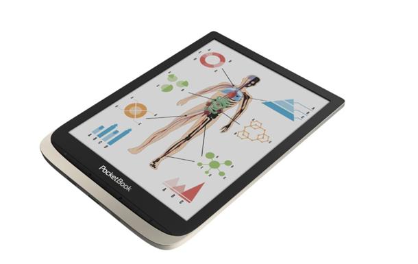 PocketBook создал электронную книгу с цветным экраном