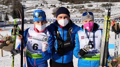 Подмосковная биатлонистка завоевала серебряную медаль Кубка IBU в личном зачете