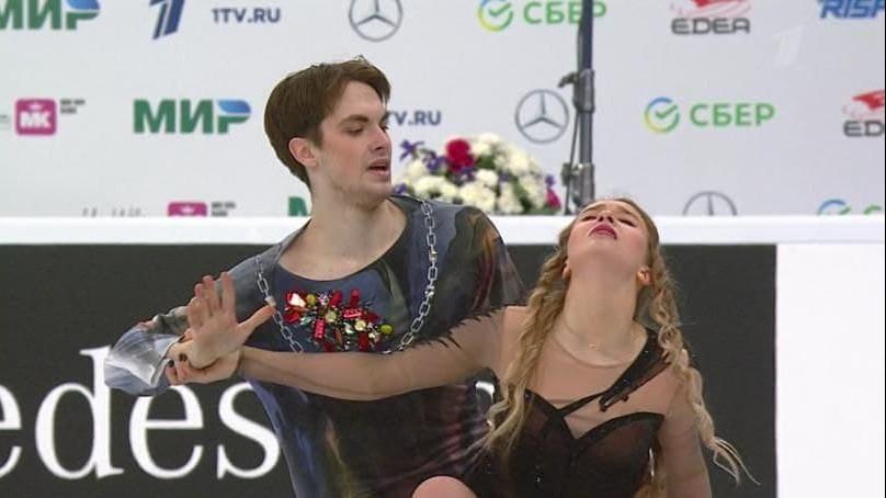 Подмосковные фигуристы завоевали золотые и бронзовые медали первенства России