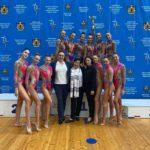 Подмосковные гимнастки заняли весь пьедестал почёта на первенстве ЦФО