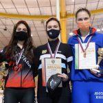 Подмосковные конькобежцы завоевали 11 медалей на первенстве России