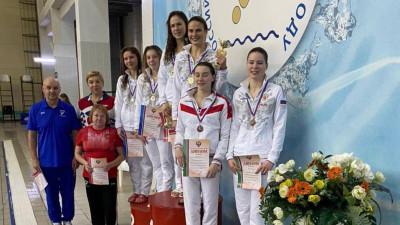 Подмосковные прыгуны в воду завоевали 10 медалей на Кубке России