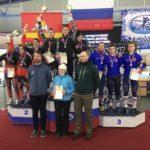 Подмосковные спортсмены завоевали 13 наград на первенстве России по конькобежному спорту