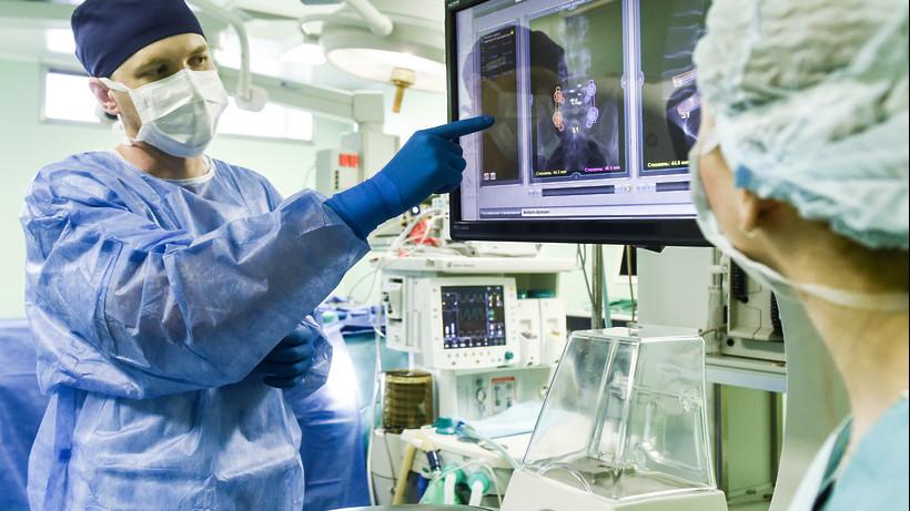 Медоборудование в операционной