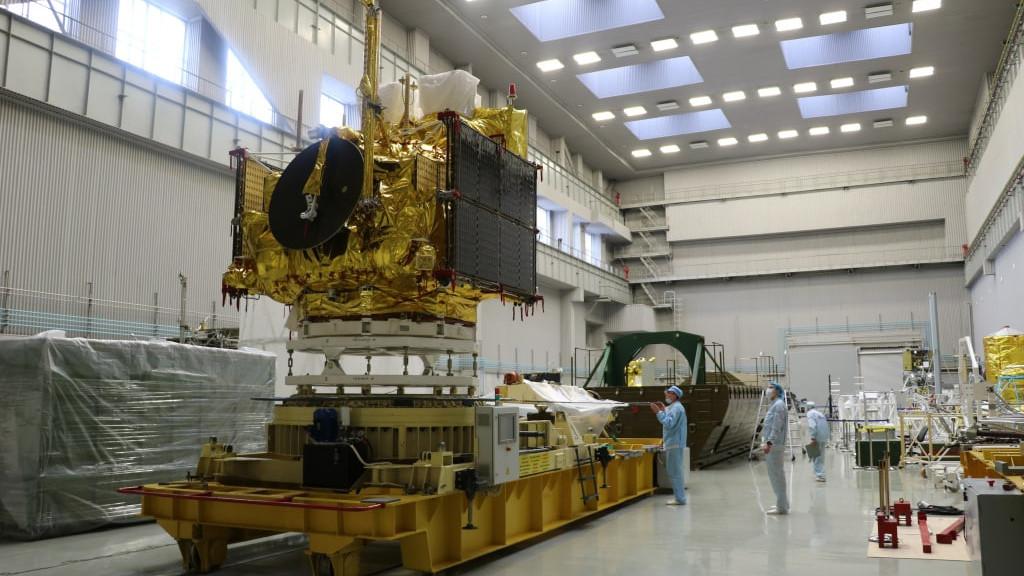 Подмосковный спутник «Арктика-М» прошел комплексные испытания