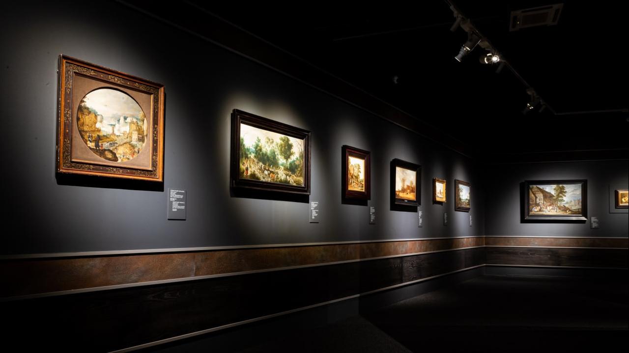 Порядка 16 тыс. человек посетили выставку Брейгелей в музее «Новый Иерусалим»
