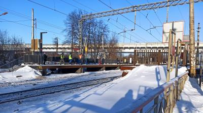 Рейд по предупреждению травматизма на железнодорожной дороге прошел в Долгопрудном