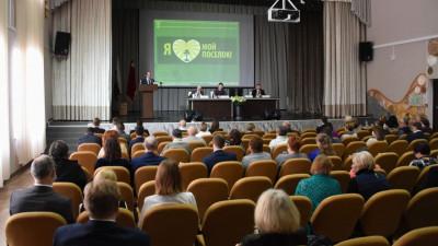 Роман Терюшков рассказал о развитии спортивной инфраструктуры в Раменском округе