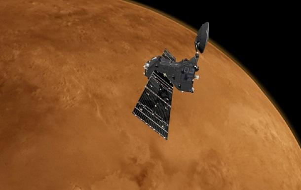 Роскосмос показал красочное фото Марса