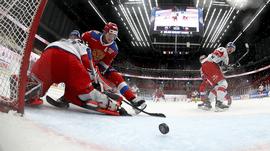 Российские хоккеисты выиграли Шведские хоккейные игры и досрочно стали победителями Еврохоккейтура