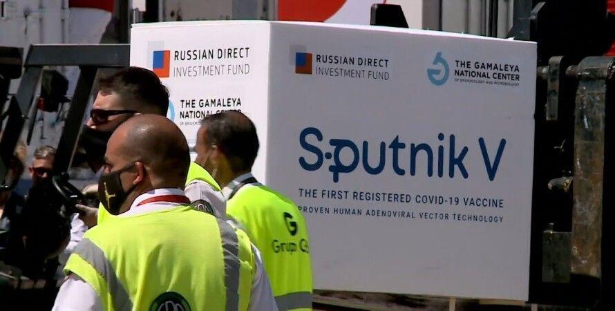 Россия продаёт вакцину от коронавируса
