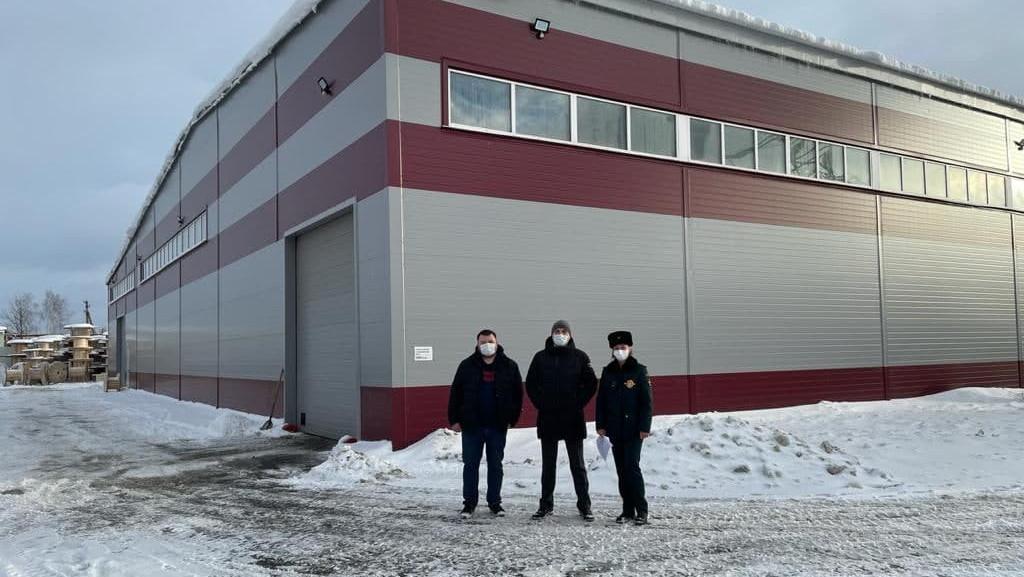 Склад кабельной продукции построят в Волоколамске в апреле