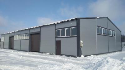 Склад стройматериалов в Наро-Фоминском округе осмотрели специалисты ГБУ «СтройЭксперт»