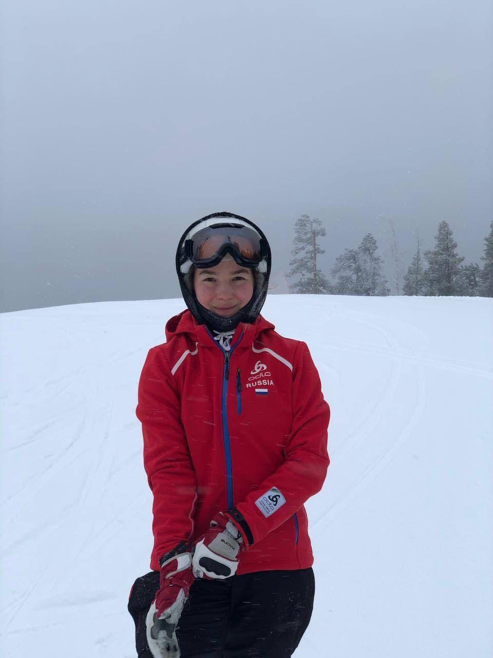 Сноубордистки из Подмосковья завоевали два золота и бронзу на Кубке России