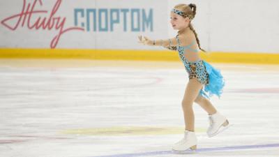 Соревнования по фигурному катанию на призы Татьяны Навки стартовали в Красногорске