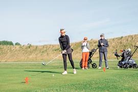 Создана Национальная студенческая спортивная лига гольфа