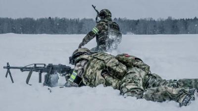 Спецподразделения ГУ Росгвардии по Подмосковью провели тактико-специальные занятия