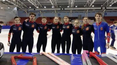 Спортсмены из Подмосковья стали лучшими на кубке России по шорт-треку