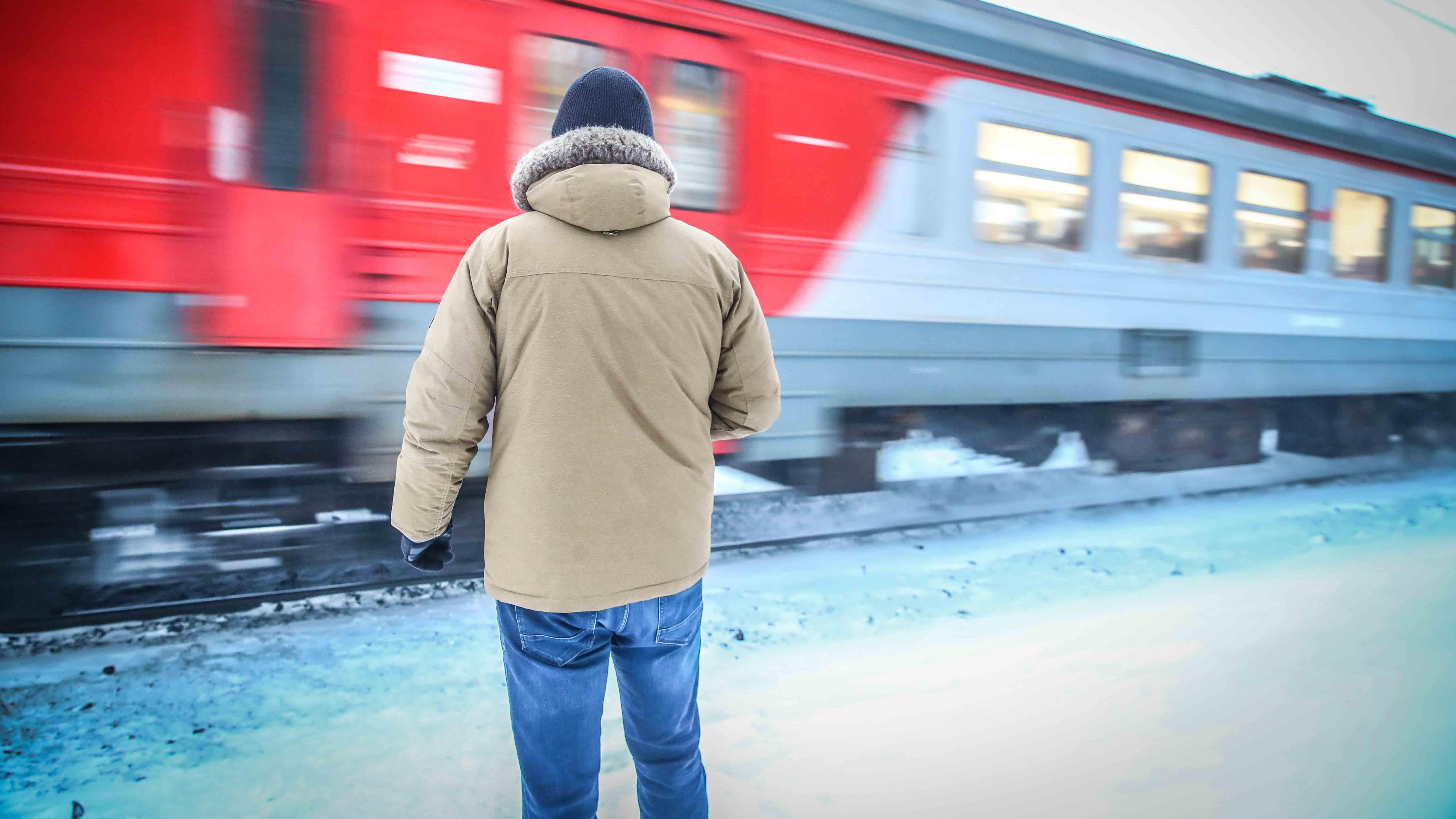 Свыше 200 нарушителей перехода через ж/д пути выявили в Подмосковье в январе