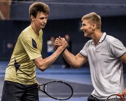 «Трудовые резервы» открывают сезон Всероссийской теннисной лиги