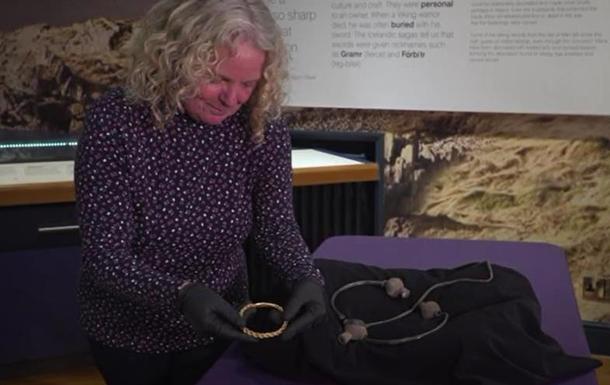 У берегов Британии нашли сокровища викингов