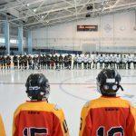 В Наро-Фоминске стартовал II этап Всероссийских соревнований Клуба юных хоккеистов «Золотая шайба»