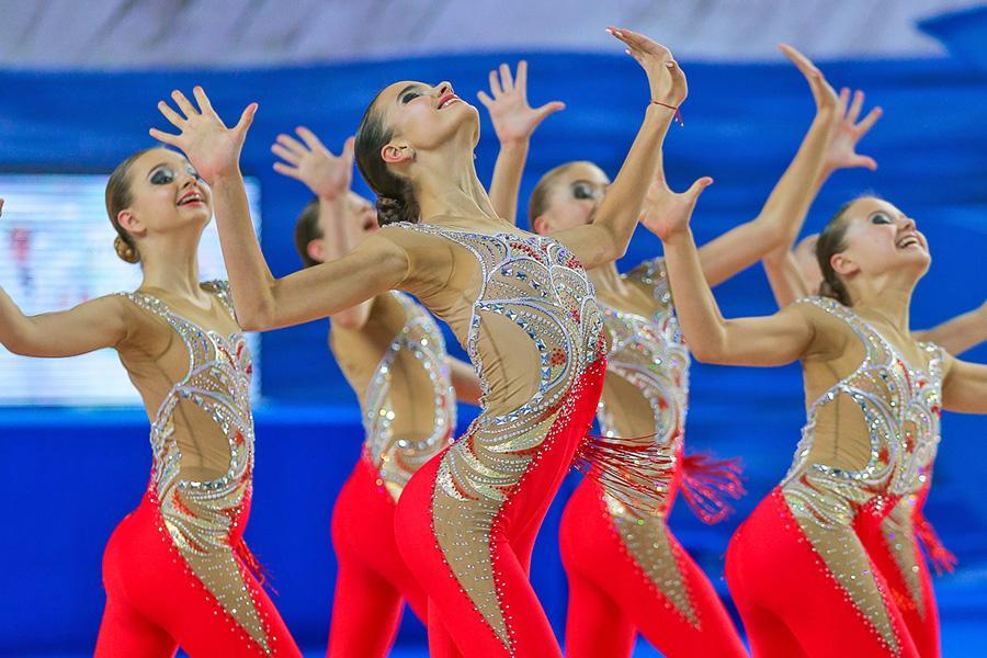 В Раменском стартовал Кубок Московской области по эстетической гимнастике