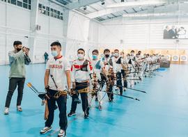 В Улан-Удэ открыли первый в России круглогодичный центр по стрельбе из лука