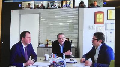 Владимир Головнев принял участие в онлайн-совещании региональных бизнес-омбудсменов