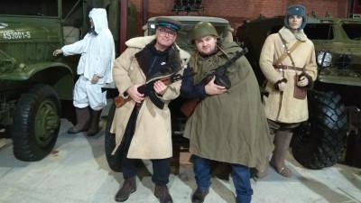 Военно-патриотические музеи Подмосковья приготовили мероприятия ко Дню защитника Отечества
