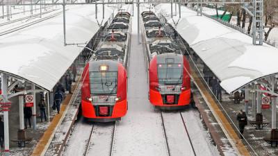 Восемь ж/д станций реконструирует ЦППК в Подмосковье в 2021 году