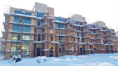 Выездной осмотр 10 жилых домов провели сотрудники ГБУ «СтройЭксперт» в Истре